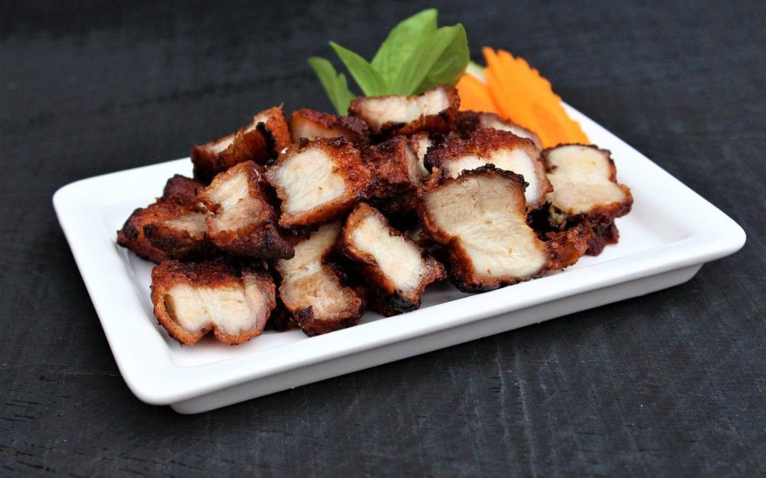 Moo Krob – Crispy Pork Belly