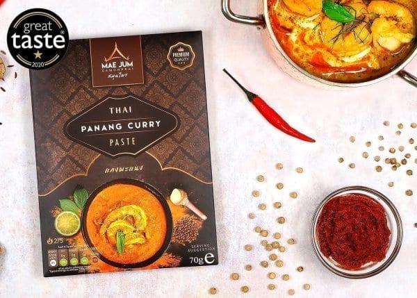Thai panang curry paste