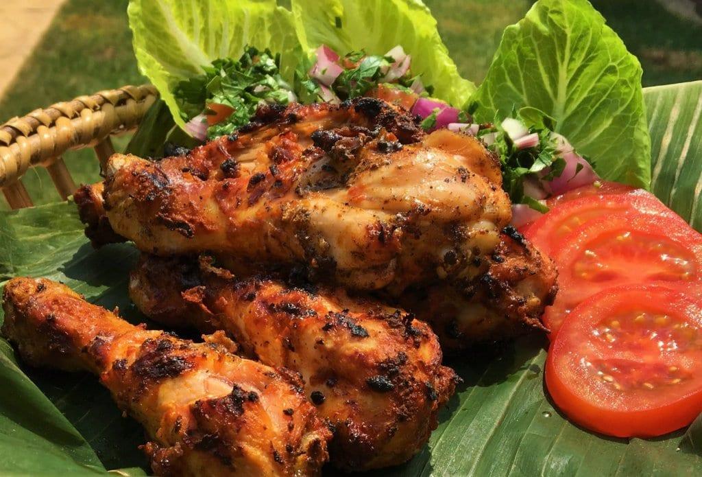 thai red bbq chicken recipe