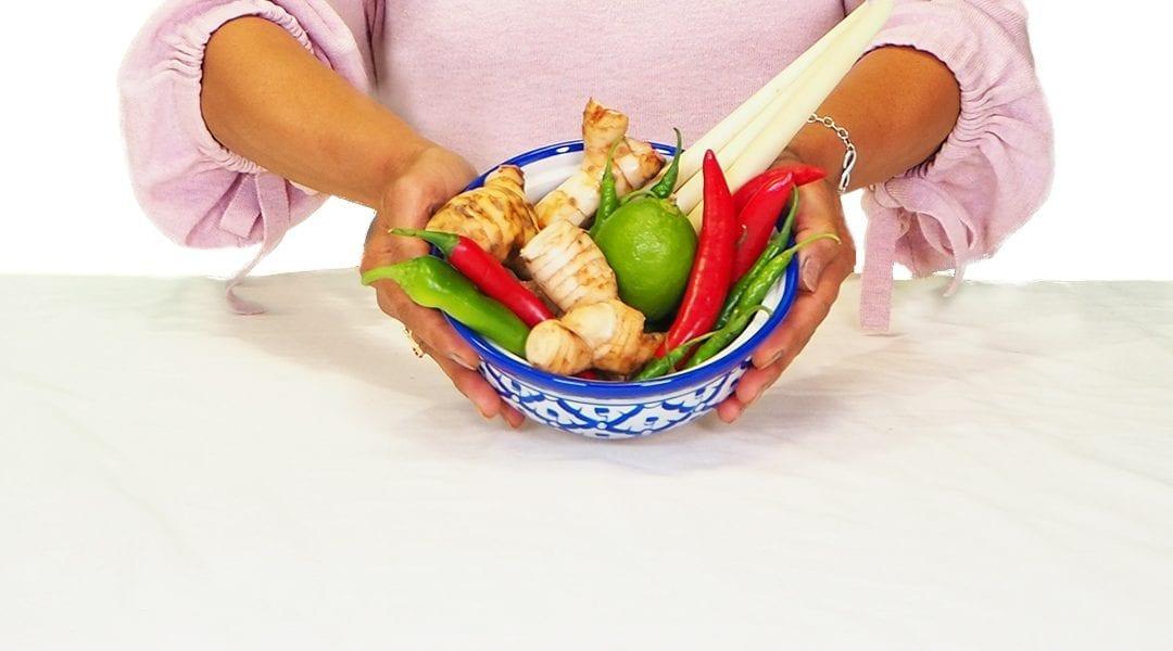 What are Samunprai Ingredients?